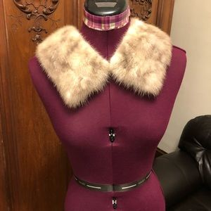 Accessories - Vintage Fur collar